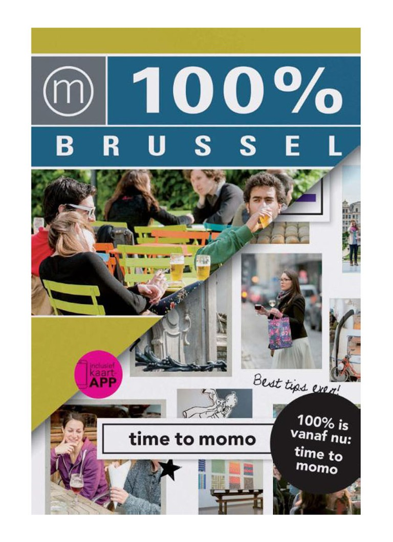 undefined - TIME TO MOMO BRUSSEL - null