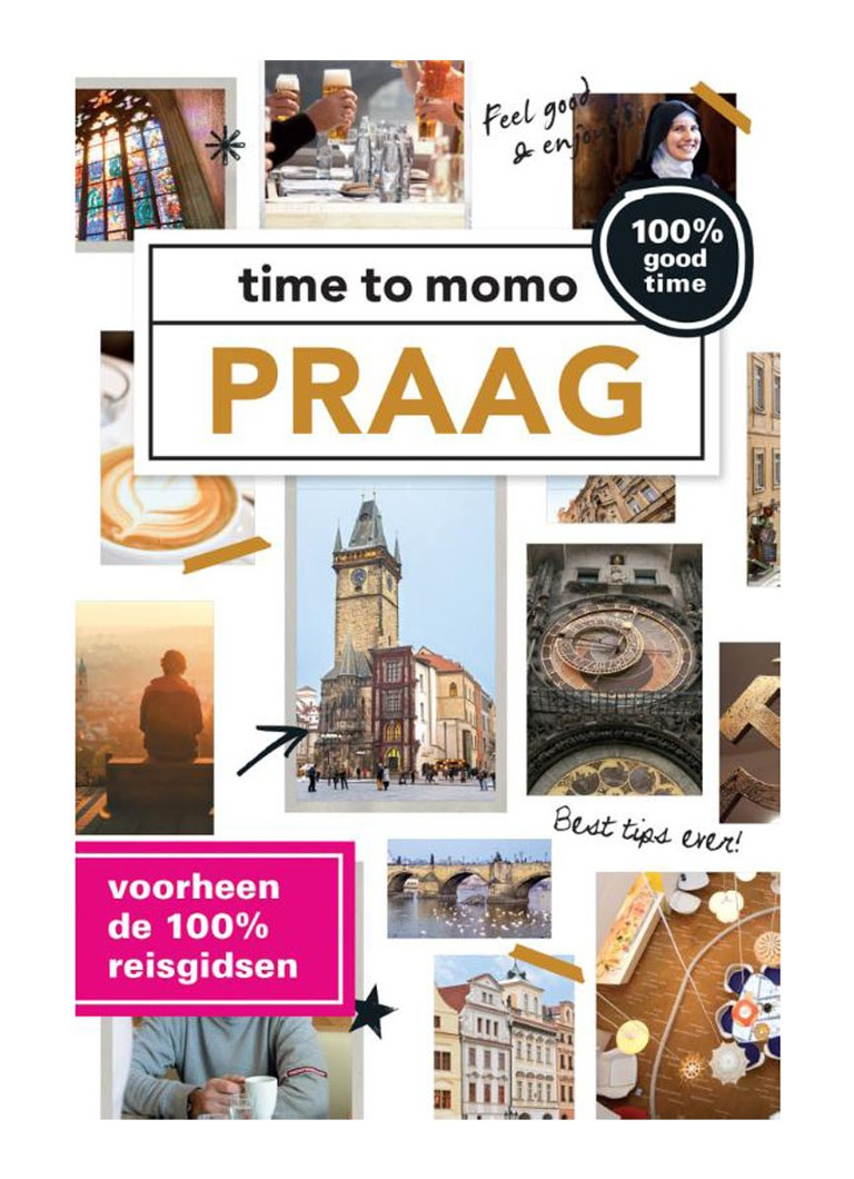 undefined - TIME TO MOMO PRAAG - null
