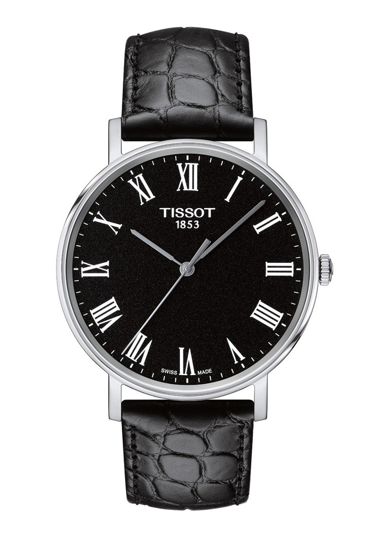 Tissot - Everytime medium horloge T1094101605300 - Zilver