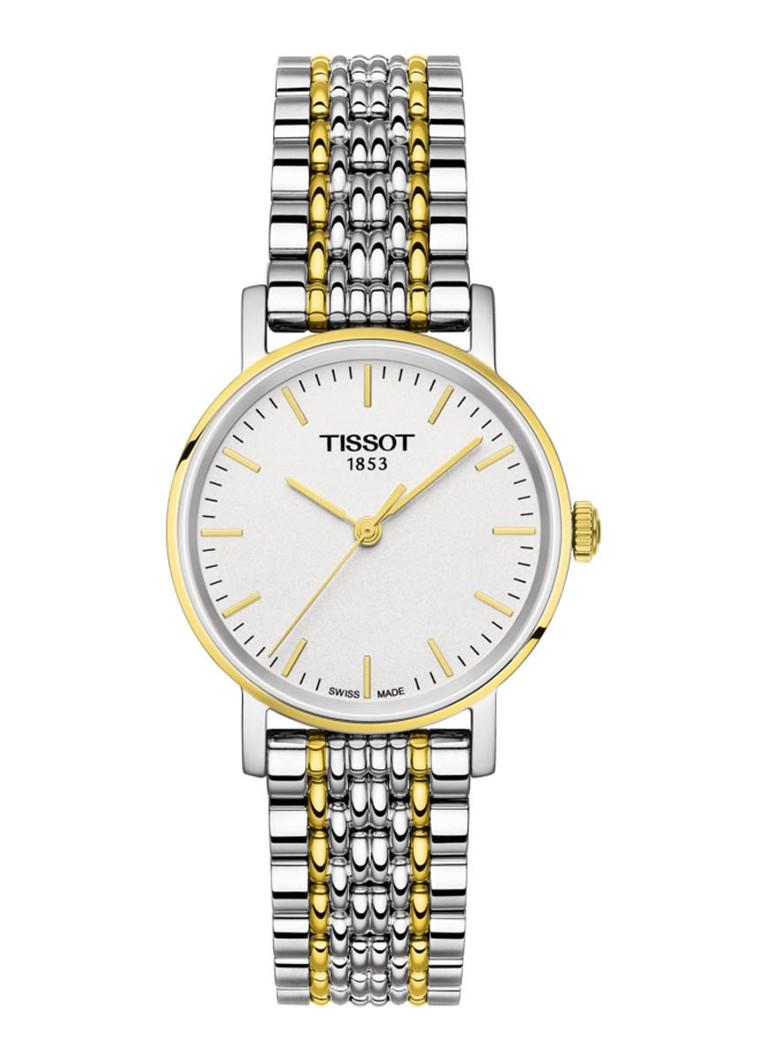 Tissot Horloge Everytim T1092102203100 De Bijenkorf