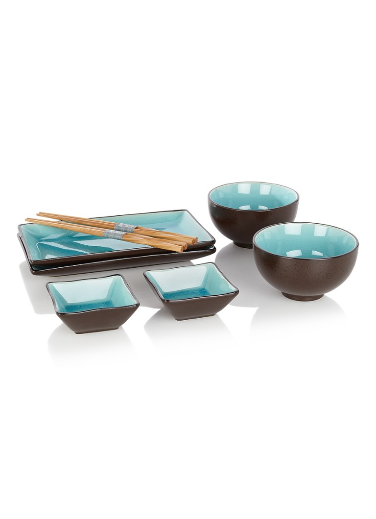 Tokyo Design Studio Servies.Tokyo Design Studio Serviesset 6 Delig De Bijenkorf