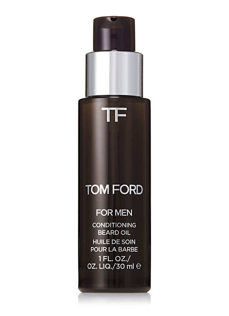TOM FORD - Conditioning Beard Oil - Oud Wood - null