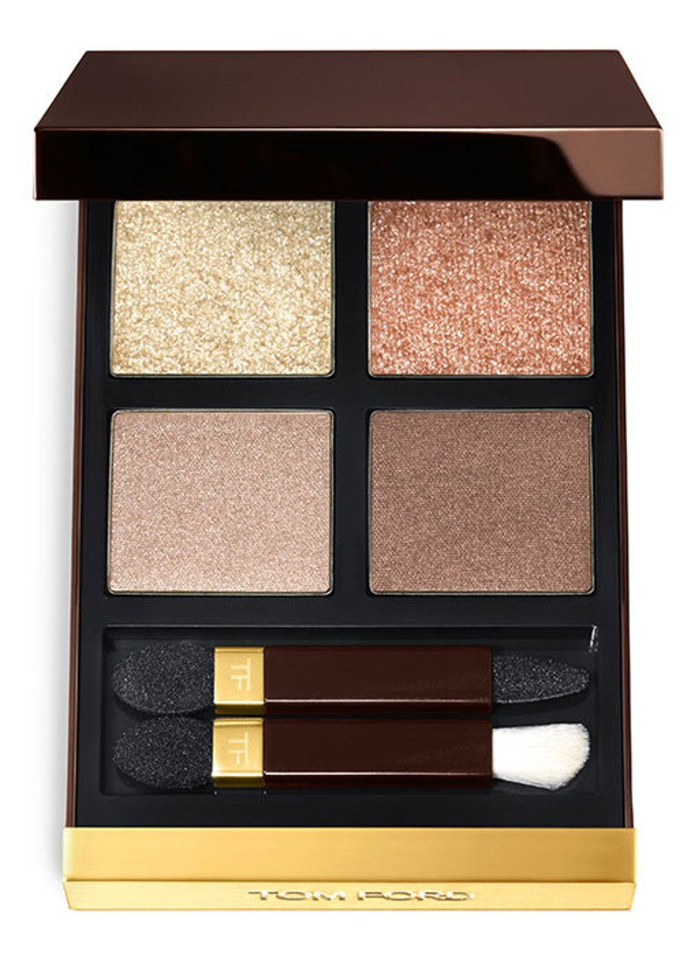 TOM FORD - Eye Color Quad - oogschaduw palette - Golden Mink
