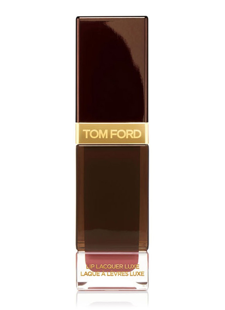TOM FORD - Lip Lacquer Luxe Matte - liquid lipstick - PUSSYCAT