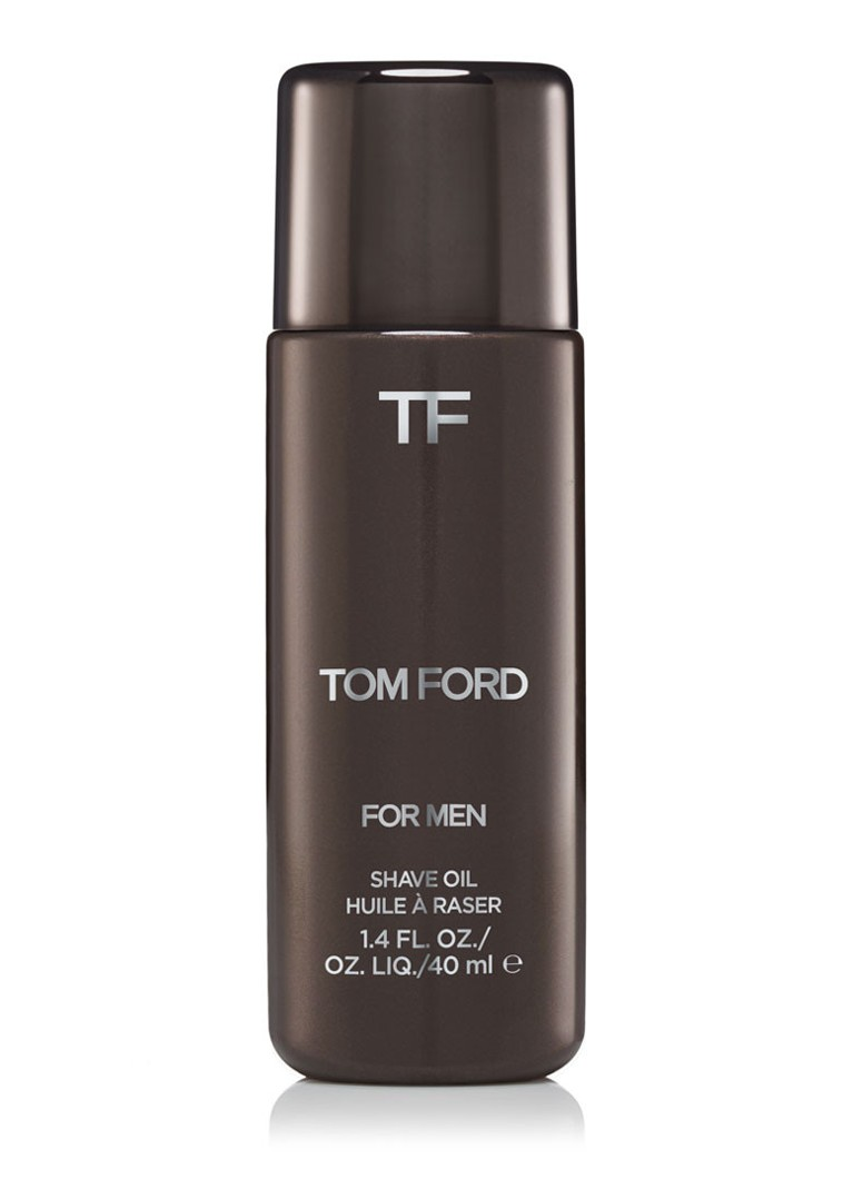 TOM FORD - Shave Oil For Men - scheerolie - null