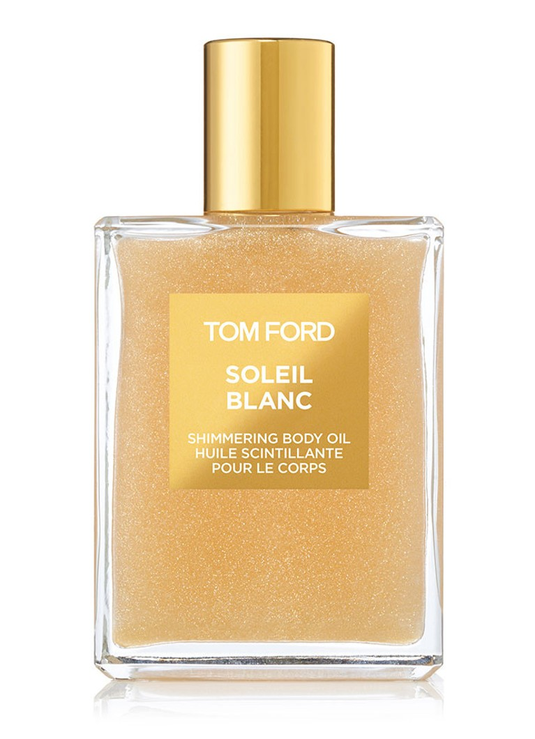 TOM FORD - Soleil Blanc Shimmering Body Oil - glanzende huidolie - null