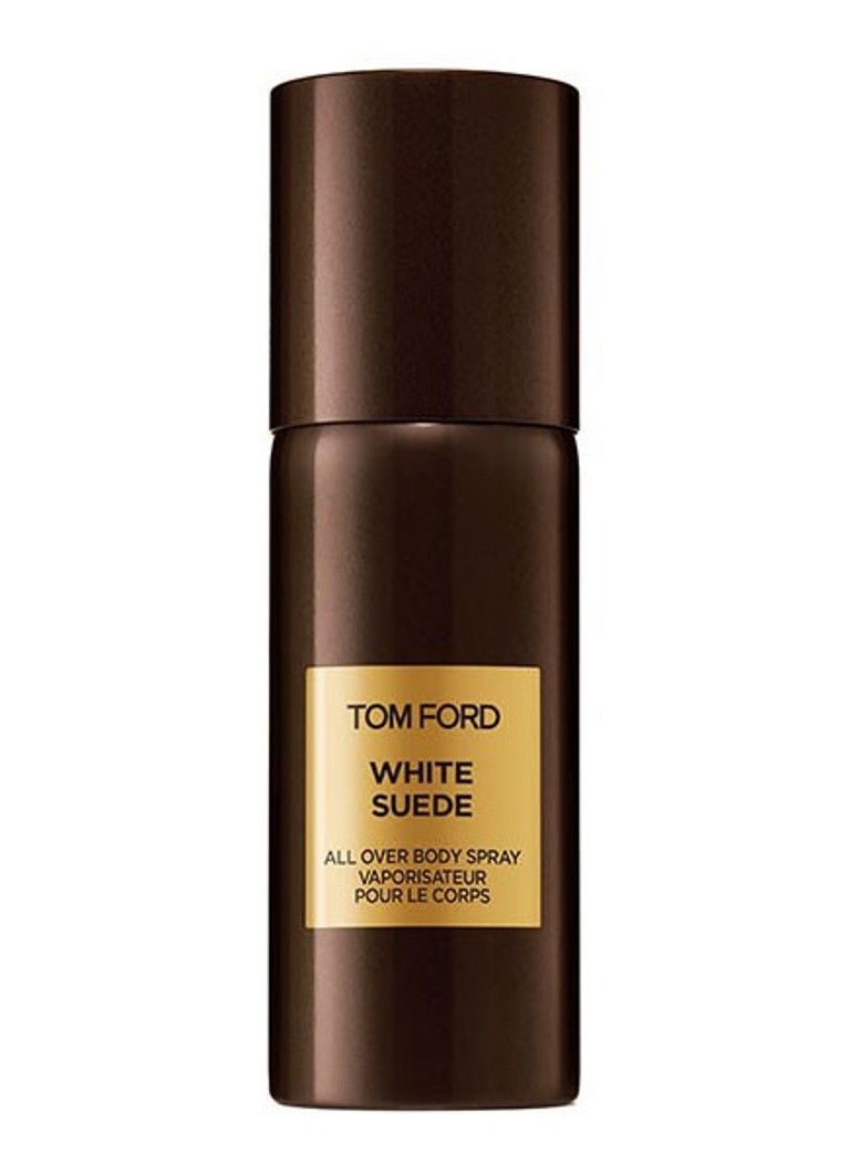 TOM FORD - White Suede All Over Body Spray -