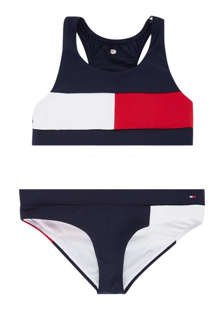 Tommy Hilfiger Bikini met colour block • de Bijenkorf