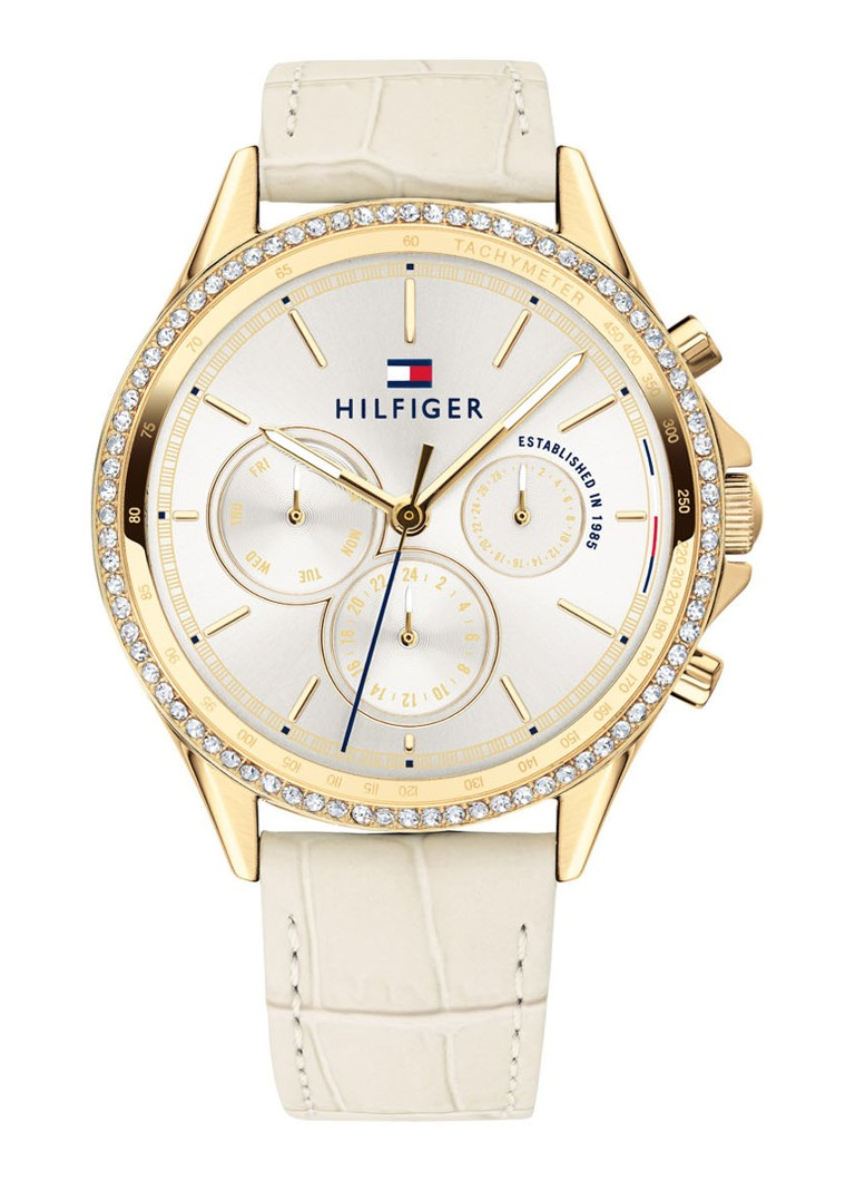 Tommy Hilfiger - Horloge TH1781978 - Goud
