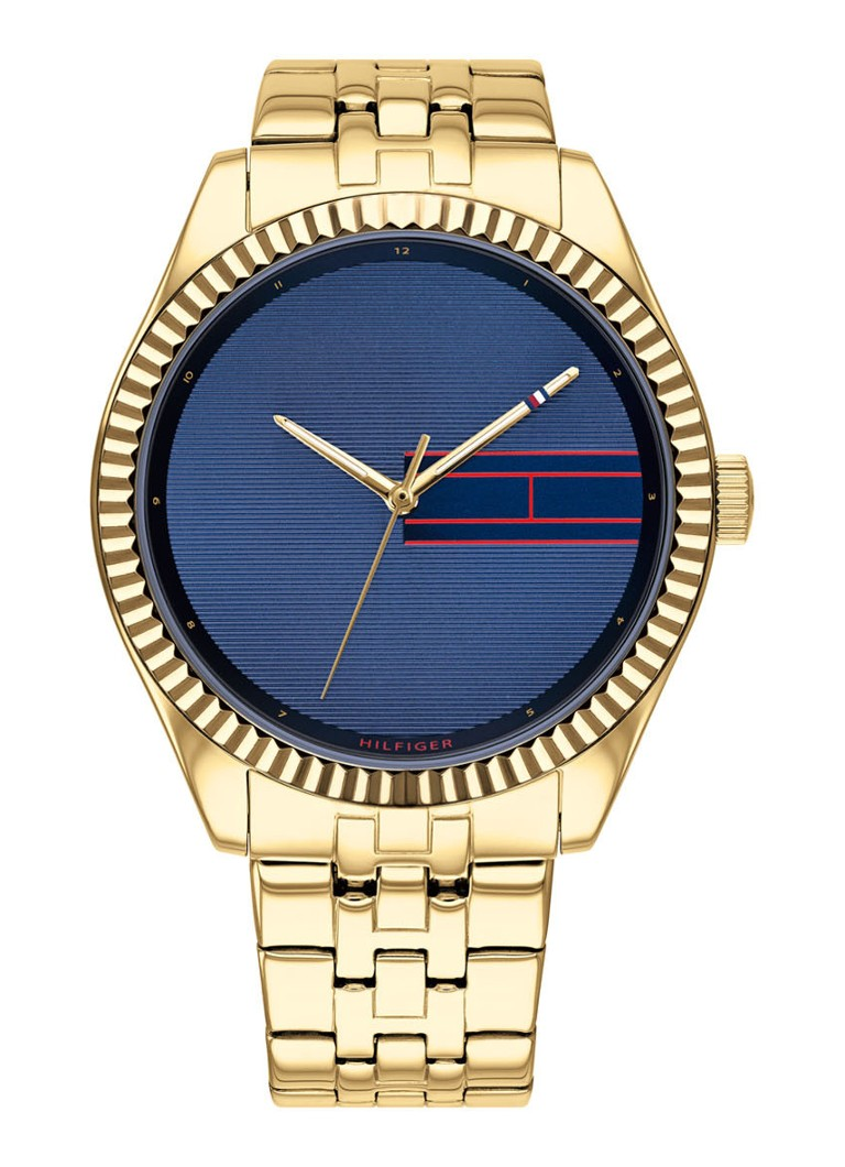 Tommy Hilfiger - Horloge TH1782081 - Goud