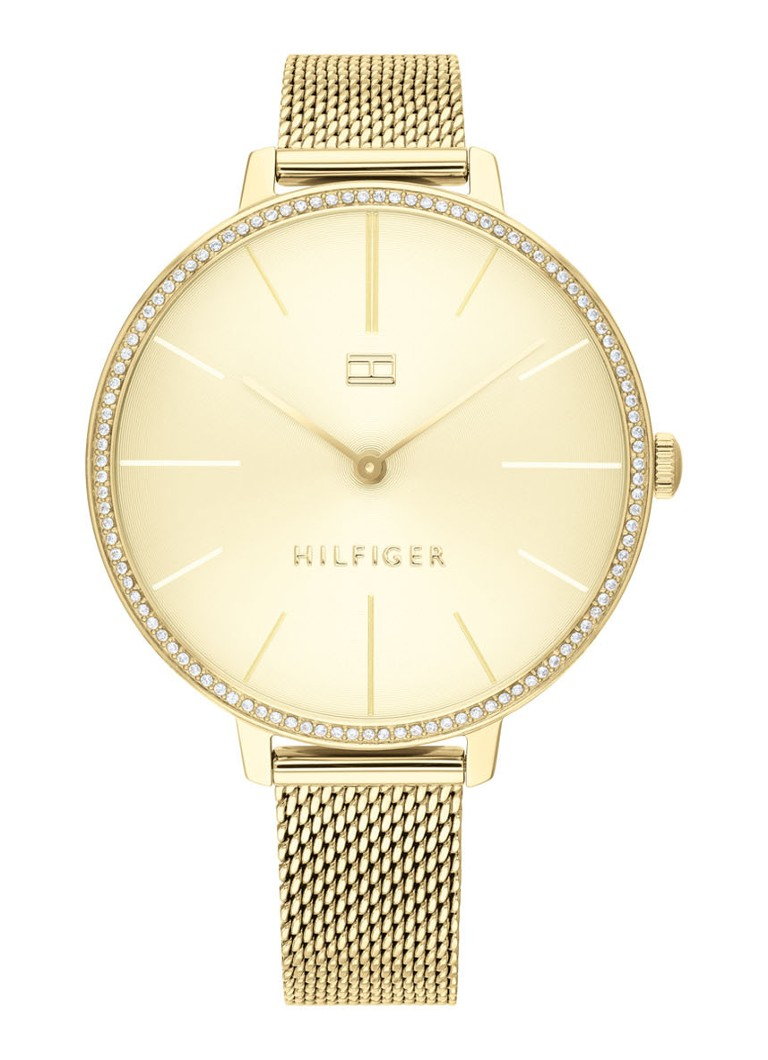 Tommy Hilfiger - Horloge TH1782114 - Goud