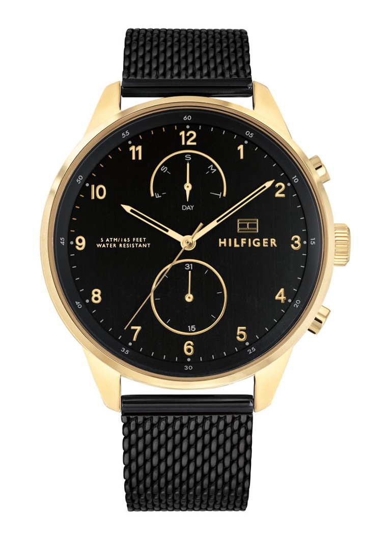 Tommy Hilfiger - Horloge TH1791580 - Goud