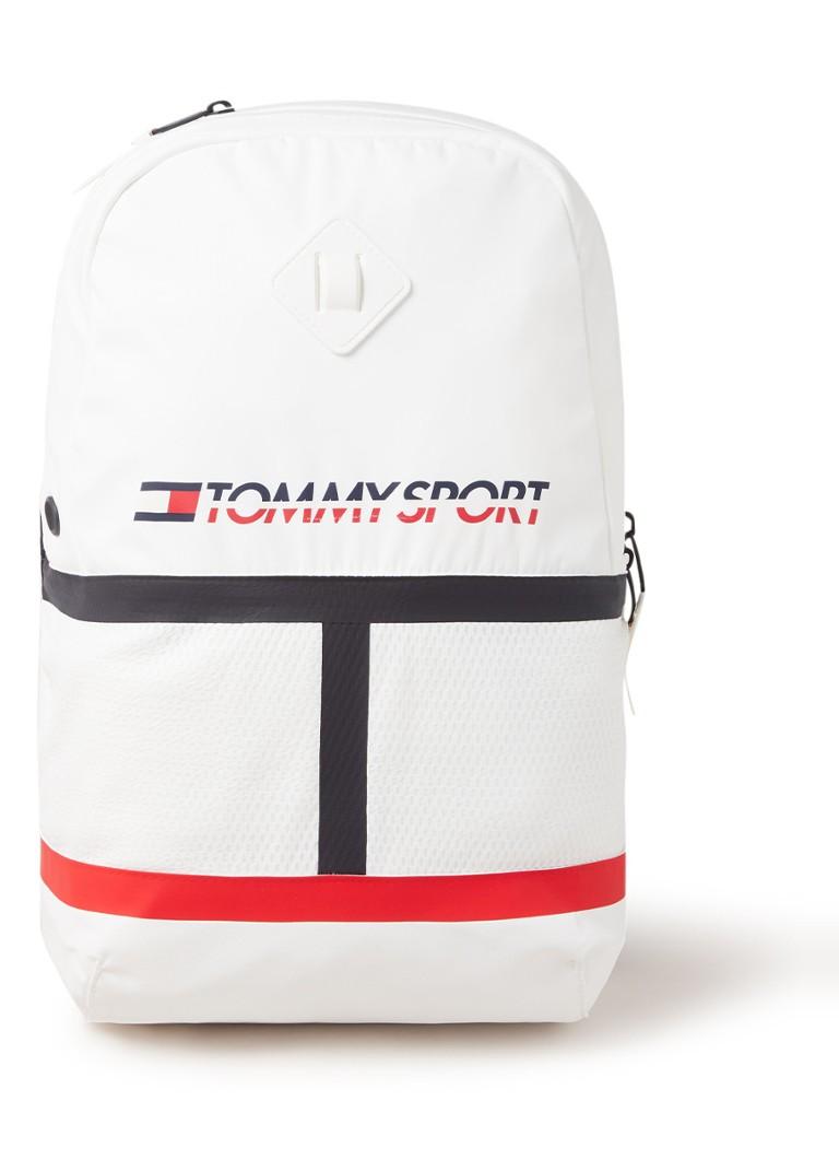 6a454c6ef70 Tommy Hilfiger Purist rugzak met logo • de Bijenkorf