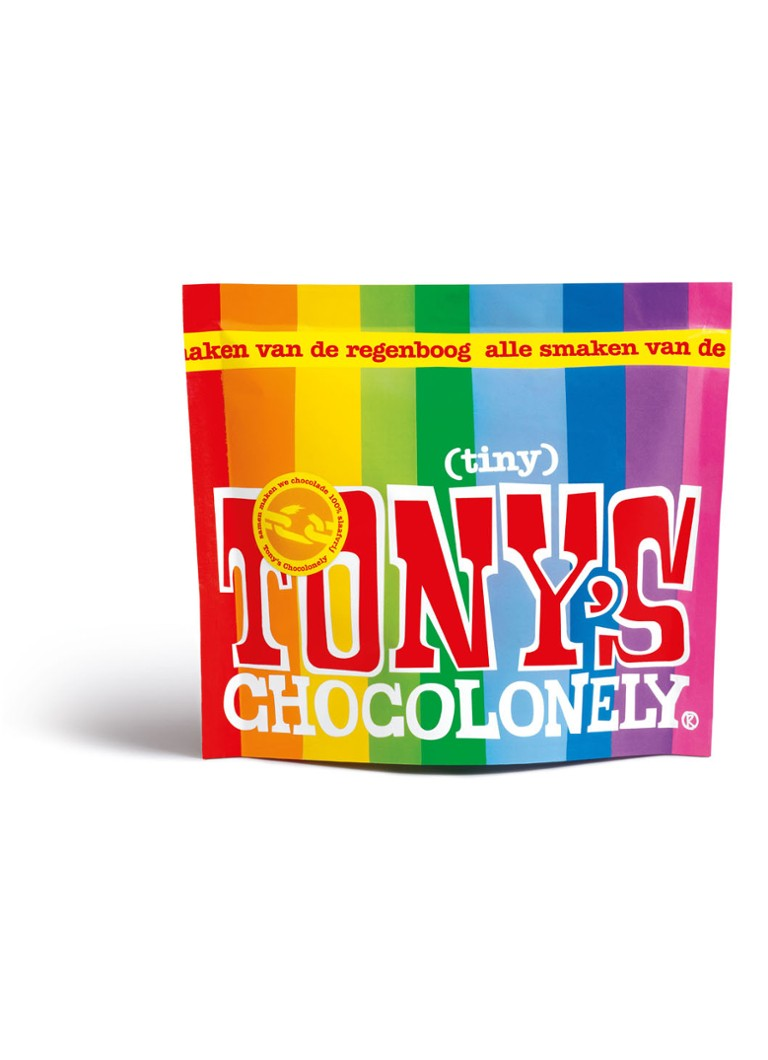 Tony's Chocolonely - Tiny Tony's chocolade mix 20 stuks - null