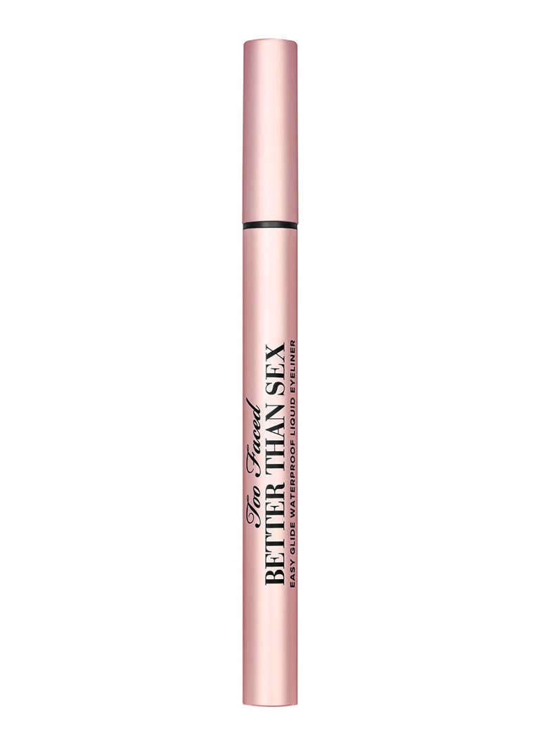 Too Faced - Better Than Sex Easy Glide Waterproof Liquid Eyeliner - null