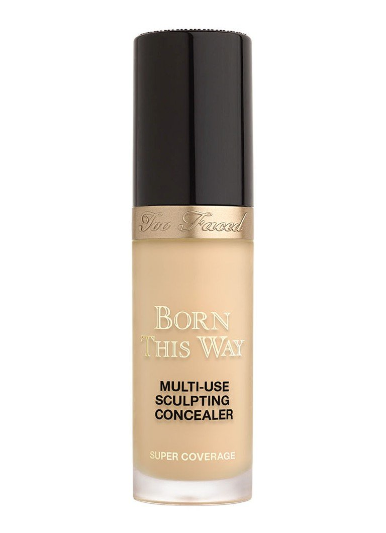 Too Faced - Born This Way Super Coverage Concealer - Light Beige