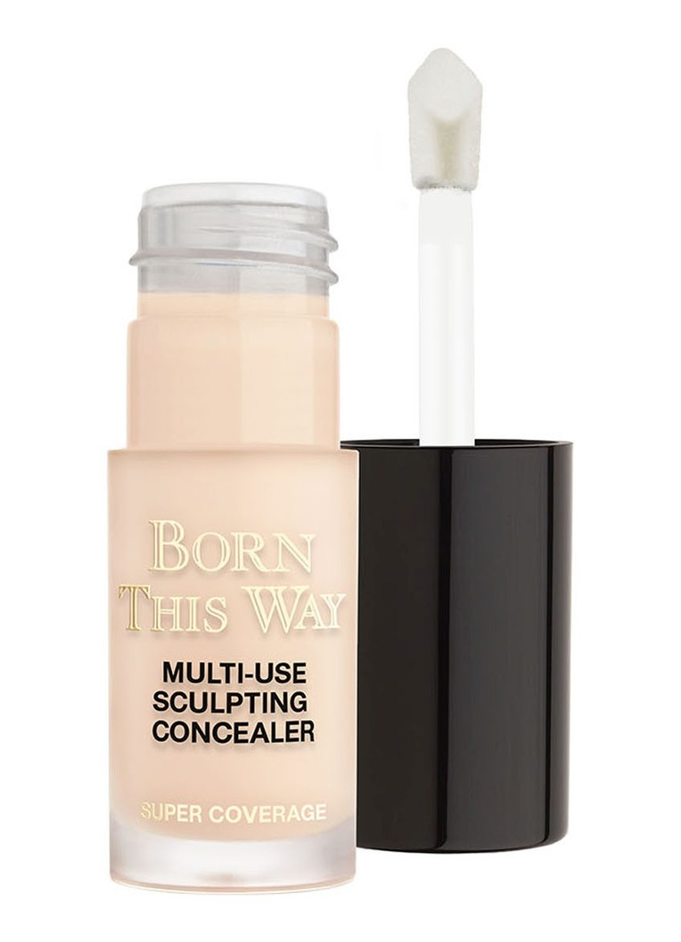 Too Faced - Born This Way Super Coverage - mini concealer - Snow