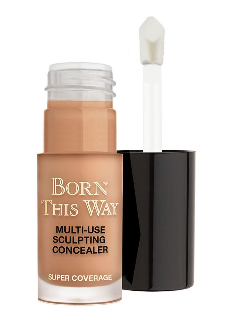 Too Faced - Born This Way Super Coverage - travel size concealer - Butterscotch