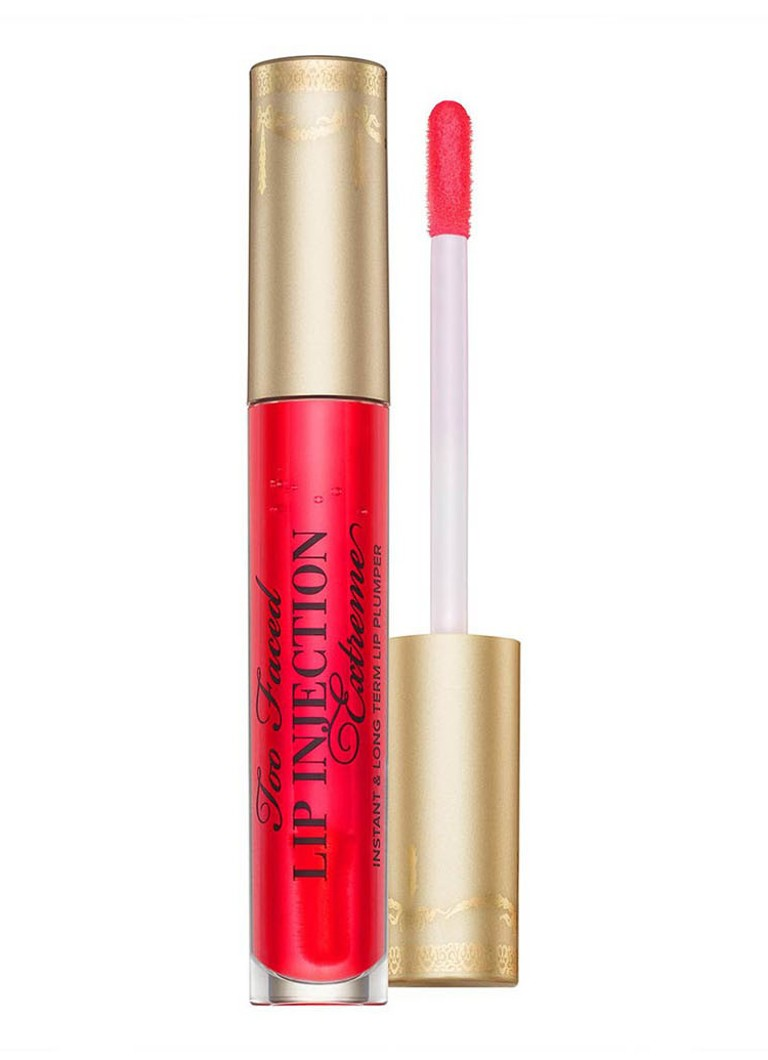 Too Faced - Lip Injection Extreme - lipgloss - Strawberry Kiss