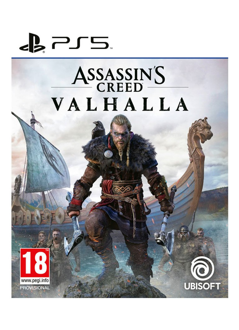 Ubisoft - Assassin's Creed: Valhalla (PS5) - null