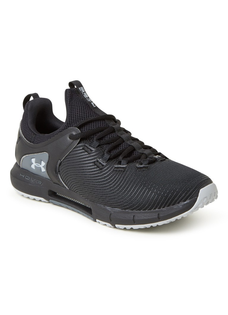 Under Armour - Hovr Rise 2 trainingsschoen met mesh details - Zwart