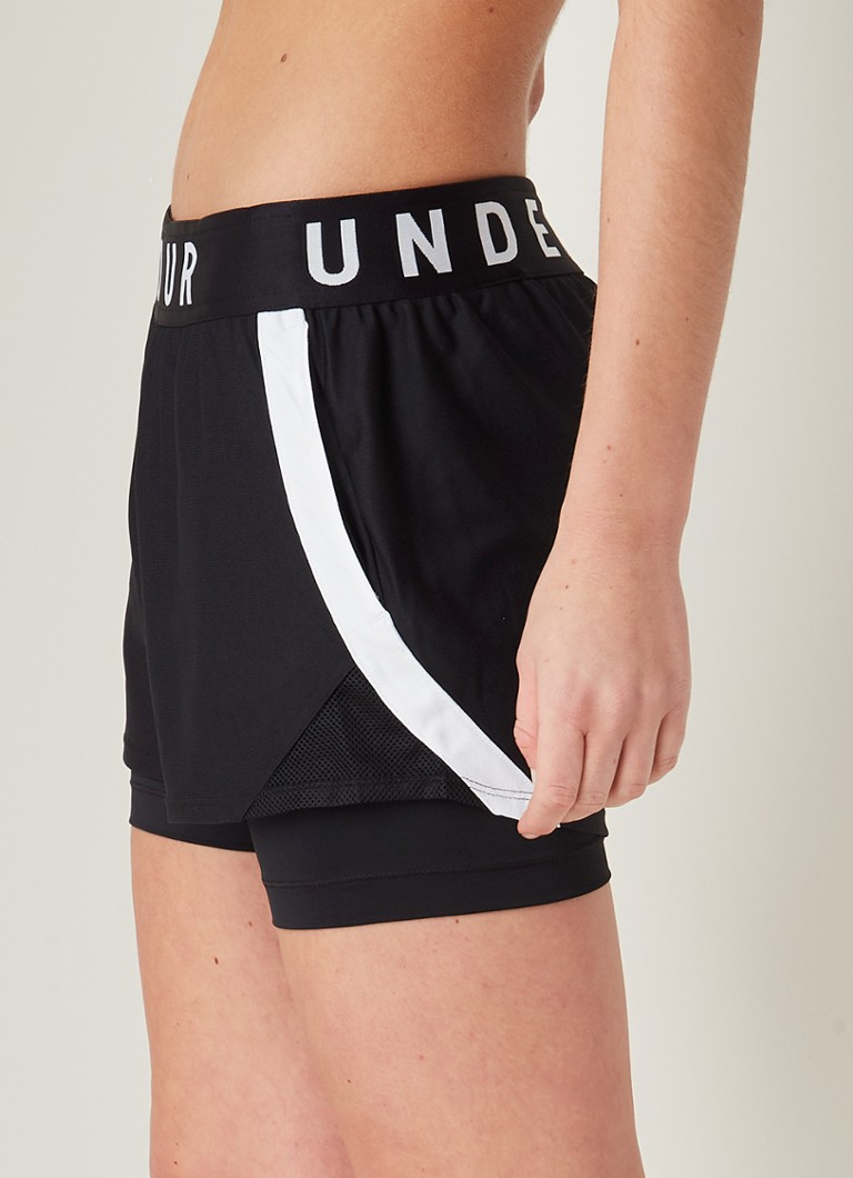 Under Armour - Play Up 2-in-1 trainingsshorts  - Multicolor