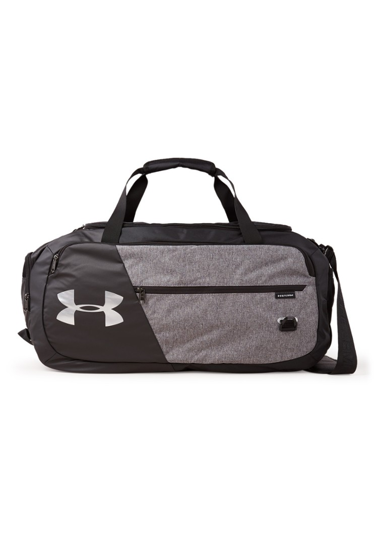 Under Armour - Undeniable 4.0 Medium waterafstotende sporttas - unisex - Zwart
