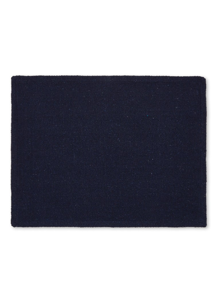 Urban Nature Culture - Placemat 45 x 33 cm - Donkerblauw