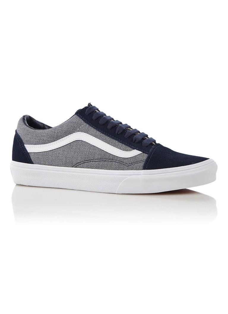 24dc0121cb7 VANS Old Skool sneaker met suède details • de Bijenkorf