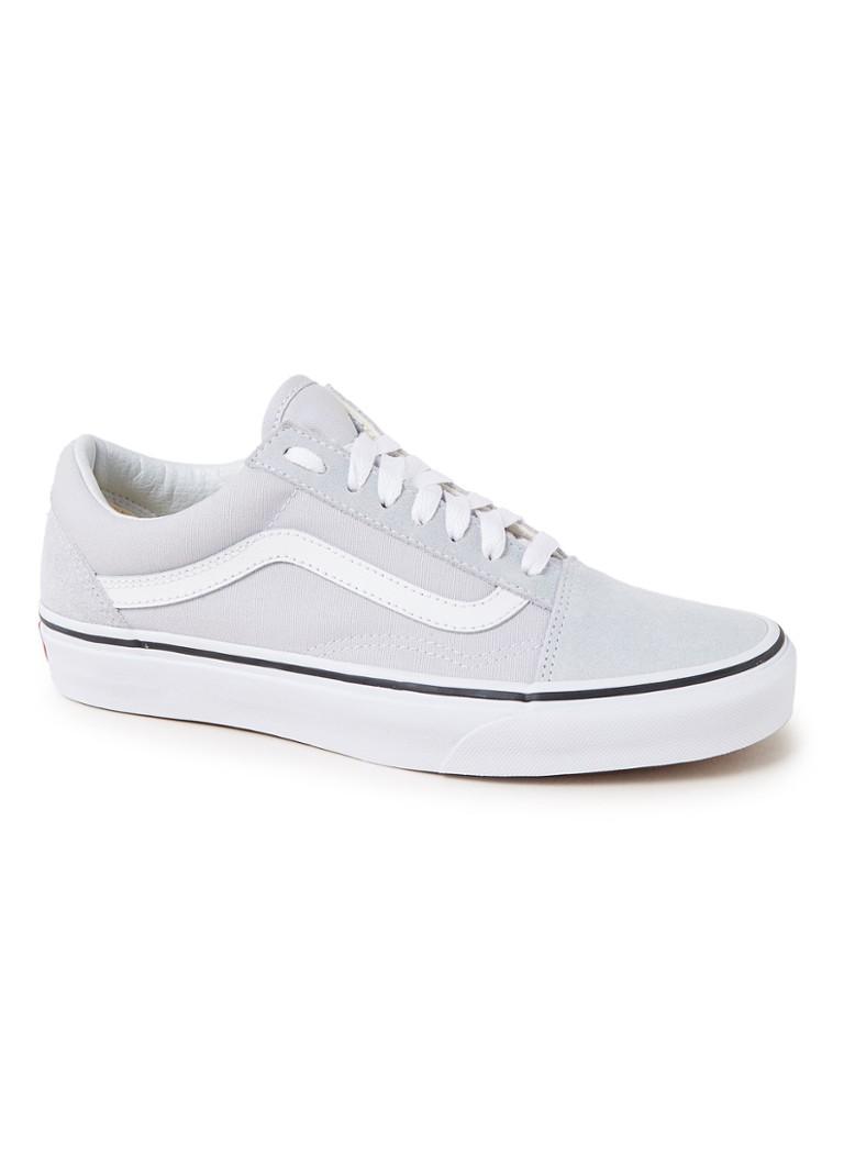 5a4477d41d2 VANS Old Skool sneakers van canvas met suède details • de Bijenkorf