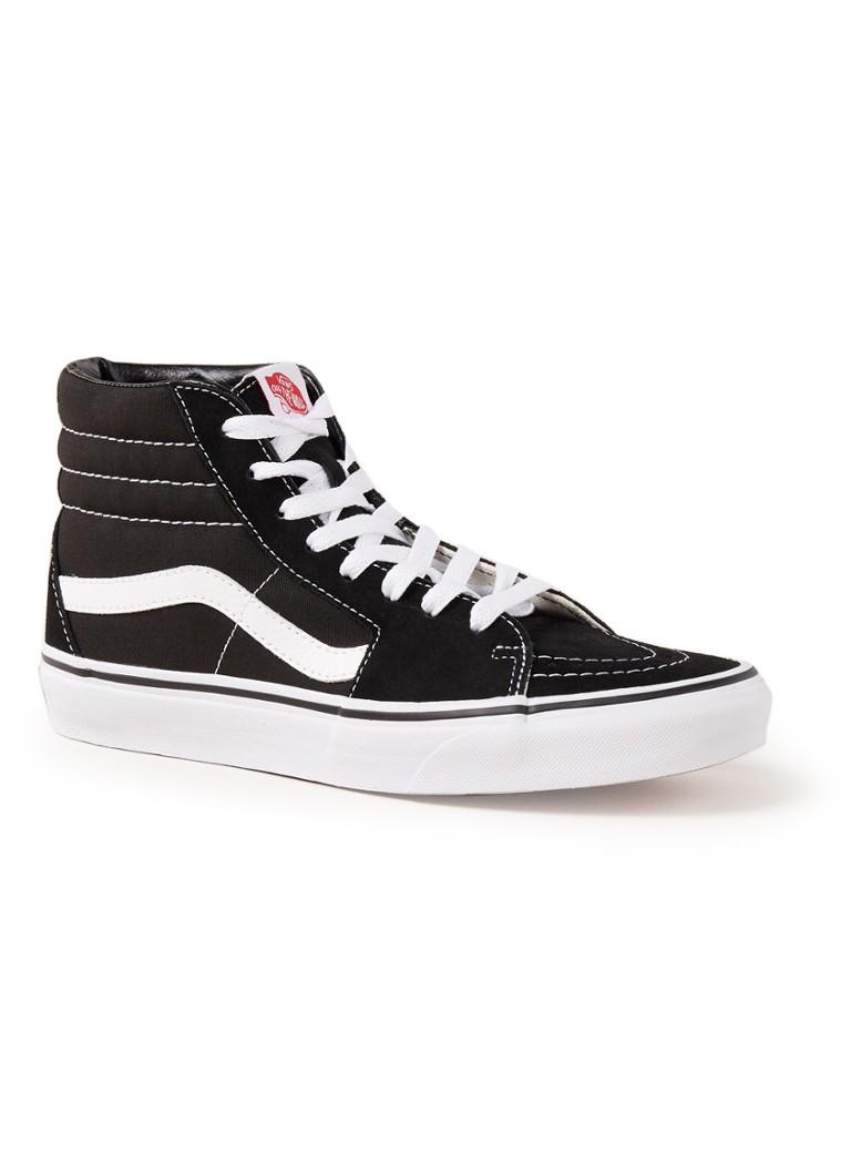 b38c6505c8 VANS Sk8-Hi sneaker van suède • de Bijenkorf