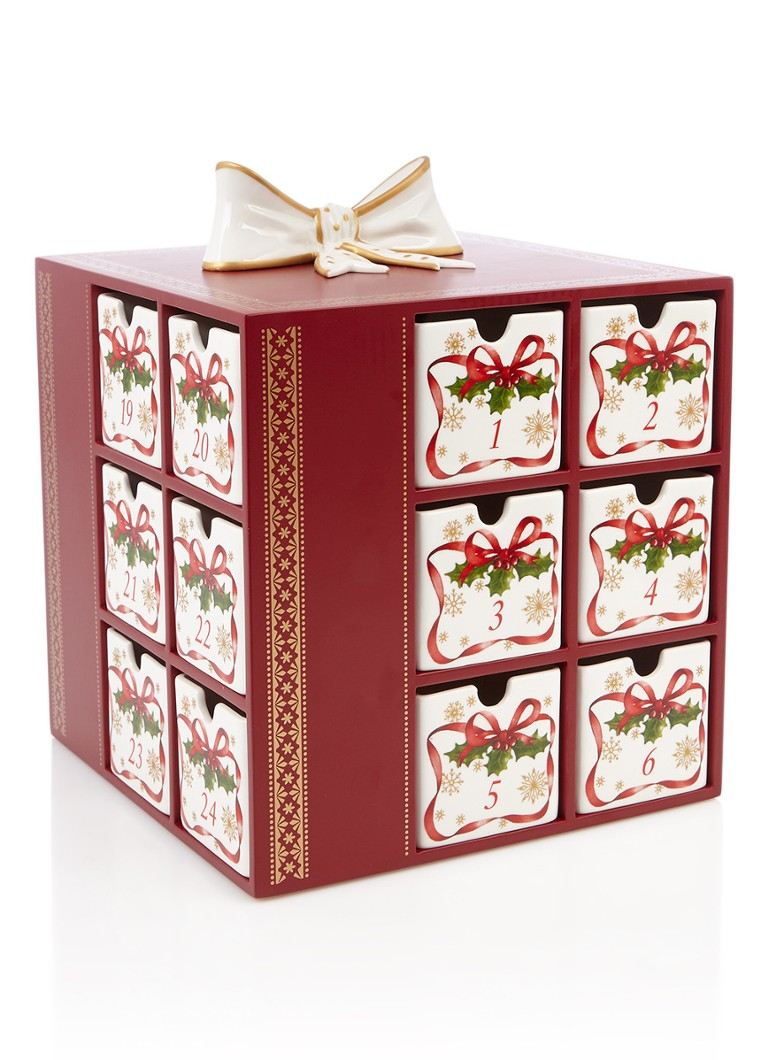 villeroy boch christmas toys memory adventskalender de bijenkorf. Black Bedroom Furniture Sets. Home Design Ideas