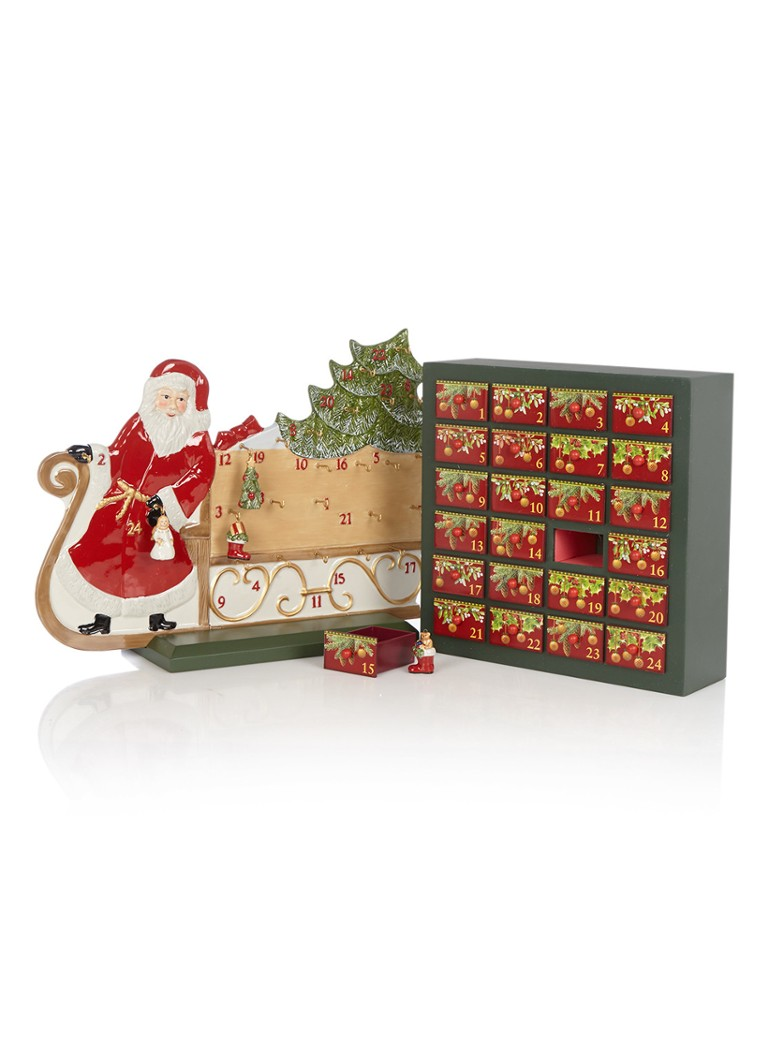 villeroy boch christmas toys memory kerst adventskalender de bijenkorf. Black Bedroom Furniture Sets. Home Design Ideas
