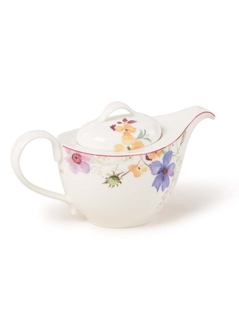 Villeroy & Boch - Mariefleur tweepersoons theepot 62 cl - Wit