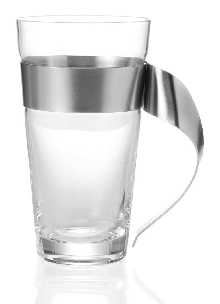 villeroy boch newwave caff latte macchiato glas 0 30 liter de bijenkorf. Black Bedroom Furniture Sets. Home Design Ideas
