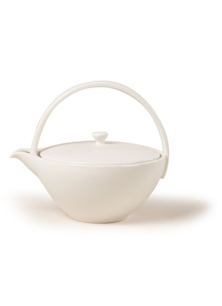 Villeroy & Boch - Tea Passion theepot met filter 1 liter - Wit