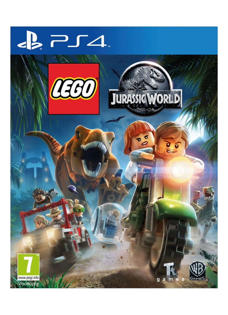 Warner Bros - LEGO Jurassic World Game - PS4 - null