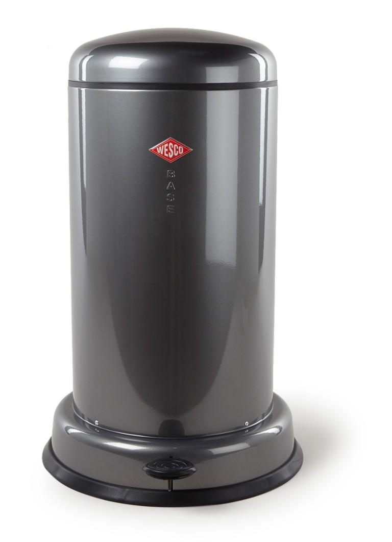 Wesco Towerkick Afvalbak 30 Liter.Wesco Baseboy Pedaalemmer 20 Liter De Bijenkorf
