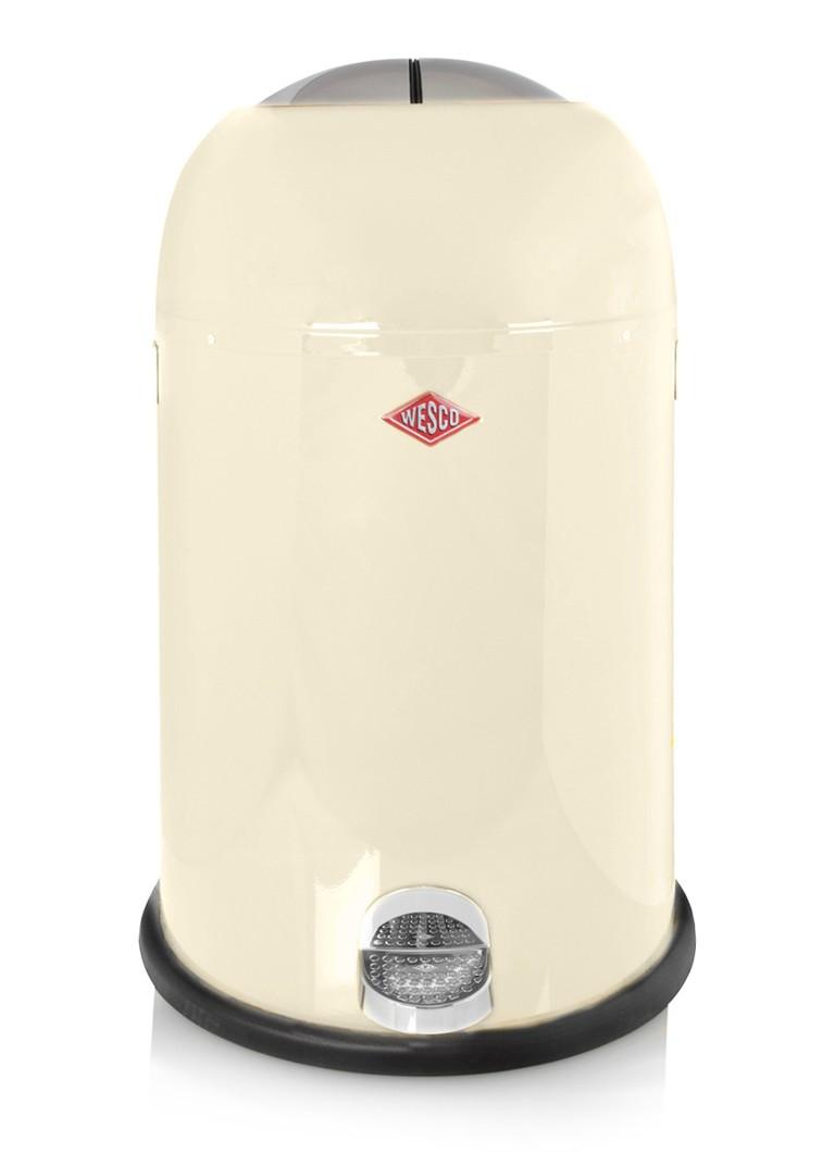 wesco kickmaster pedaalemmer 33 liter de bijenkorf. Black Bedroom Furniture Sets. Home Design Ideas