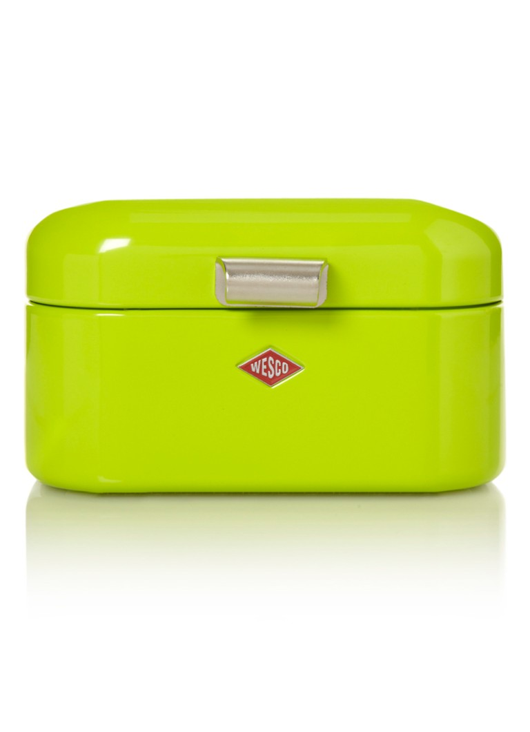 Wesco - Mini Grandy bewaartrommel - Lime