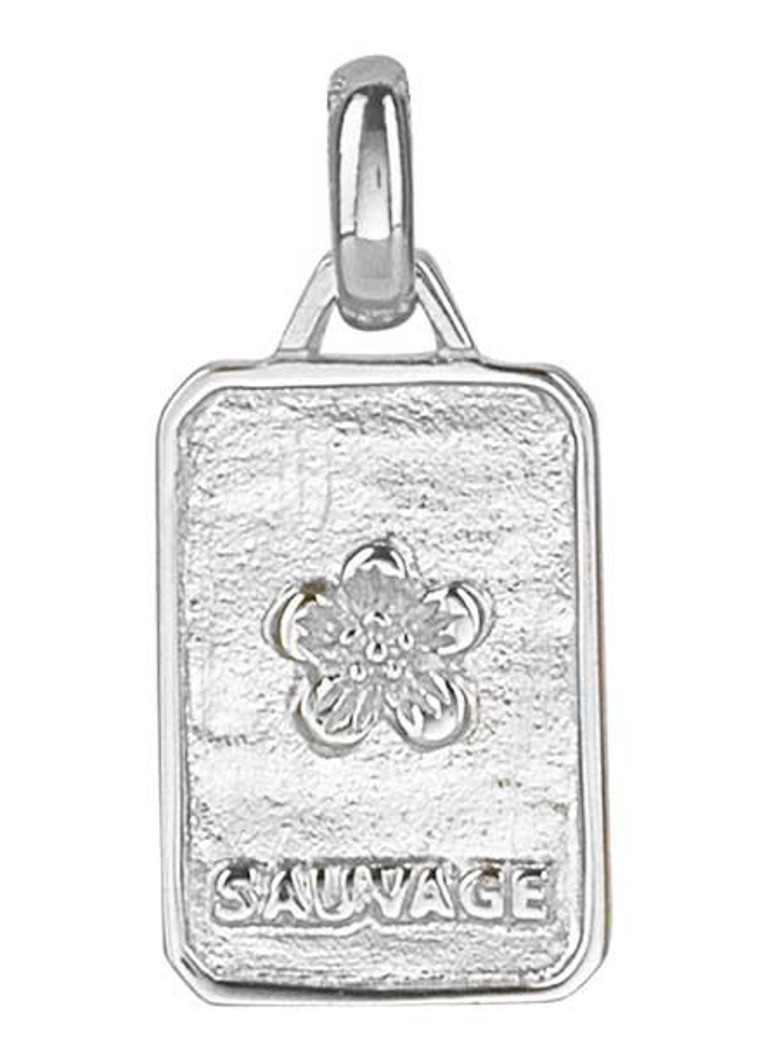Wildthings - Sauvage hanger van sterling zilver - Zilver