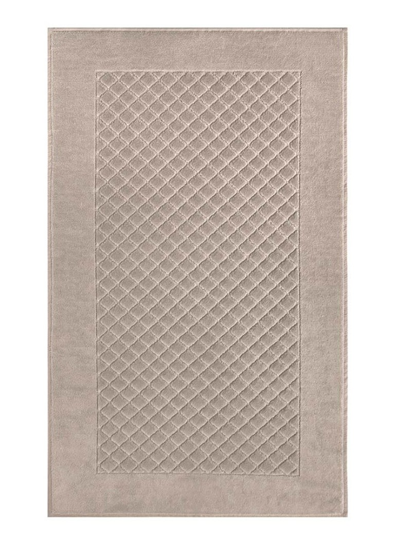 Yves Delorme - Etoile badmat - 55 x 90 cm - Taupe