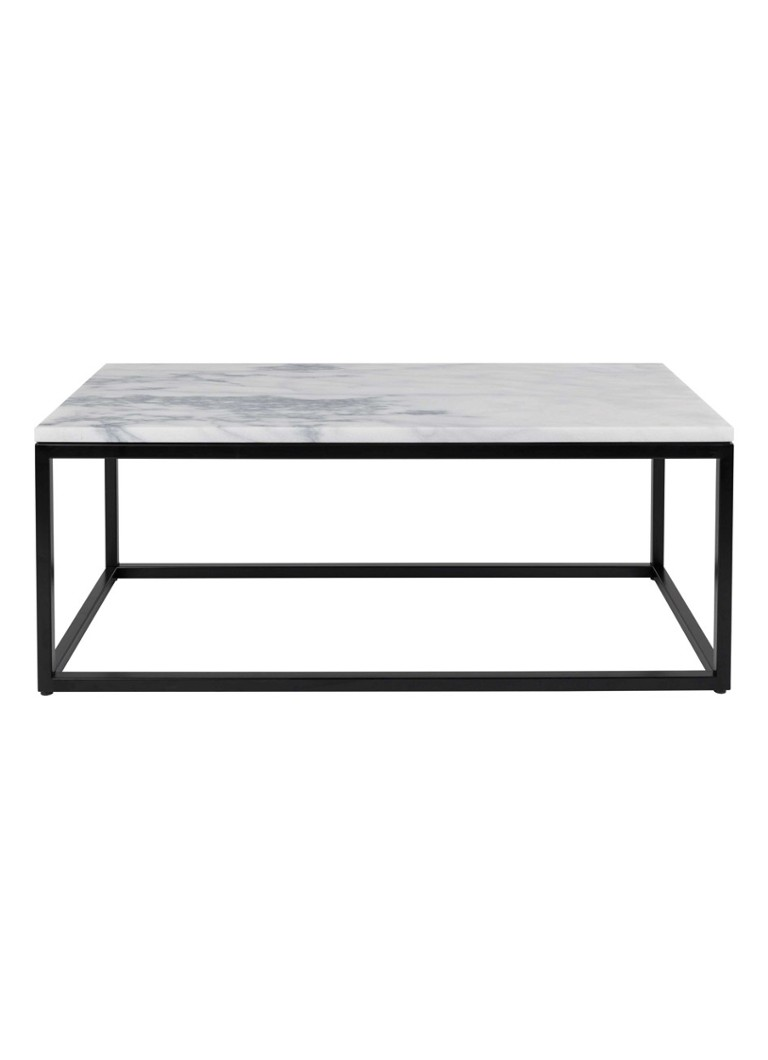 Zuiver - Marble Power salontafel - Wit